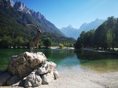 Testtour 2021 - Alpe Adria Trail mit Gepäcktransport