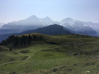 Höhepunkte rund um Grindelwald / Wengen