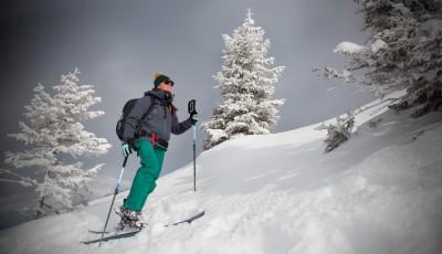 Skitourencamp für Frauen im Kleinwalsertal