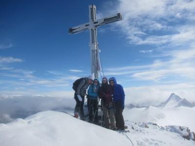 Alpenüberquerung Alpin