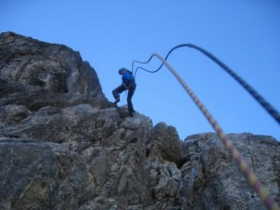Alpin-Kletterkurs Fiderepasshütte