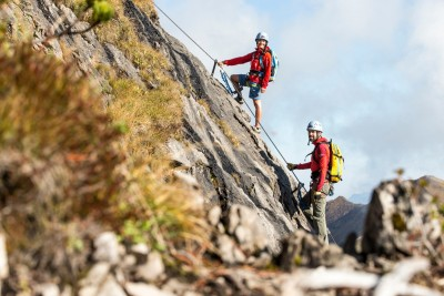 Klettersteig - Tagestouren