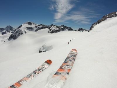 Skitourenwoche Haute Route