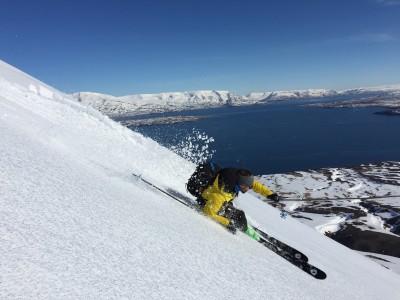 Skitourenreise Island