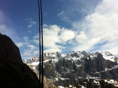 Kletterwoche Alpin Passo Gardena