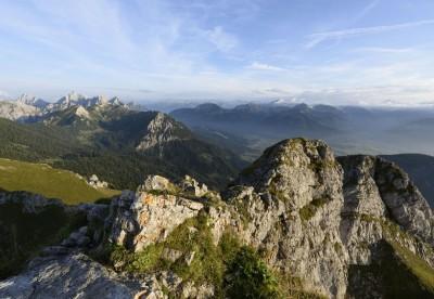 Genussvolles Wandern im Tannheimer Tal!