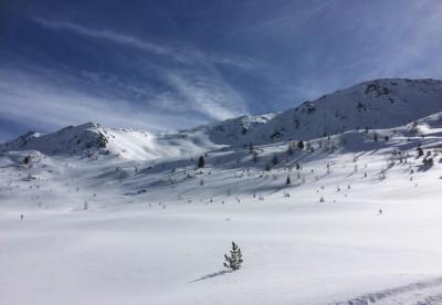 Skitourentraum im Langtauferertal