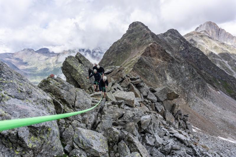 Traumhafte Gipfeltour von Innsbruck nach Meran