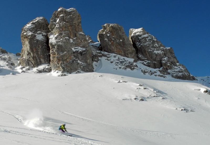 Freeride & more in Davos