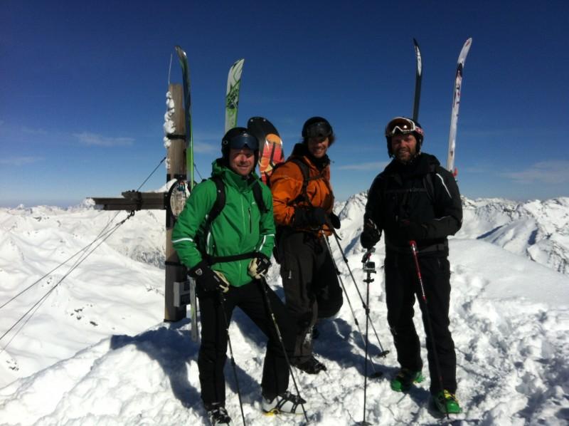 Splitboard Tagestour