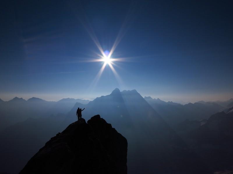 Mönch, Jungfrau, Eiger