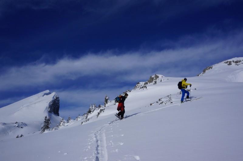 Skitourenkurs Kleinwalsertal Level 2
