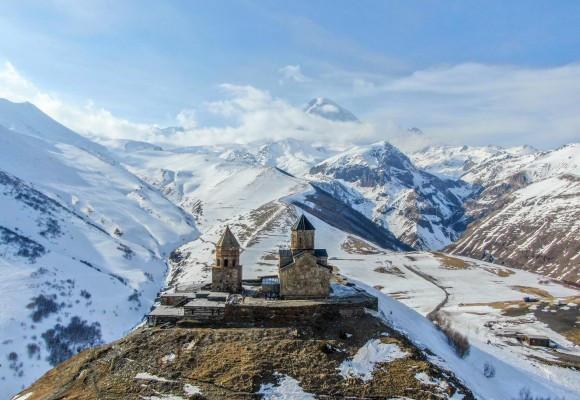 Heliskiing Gudauri im Kaukasus EXKLUSIV!
