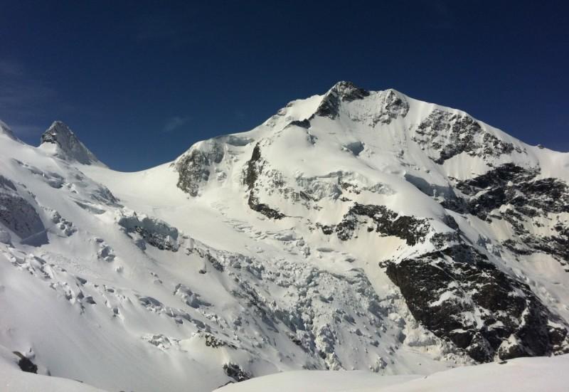 Hochalpine Skitour - Piz Palü