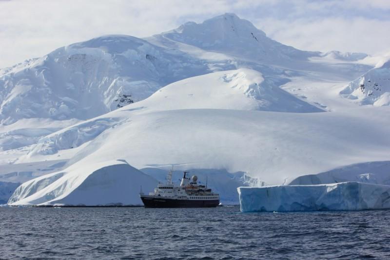 Skitourenreise in der Antarktis