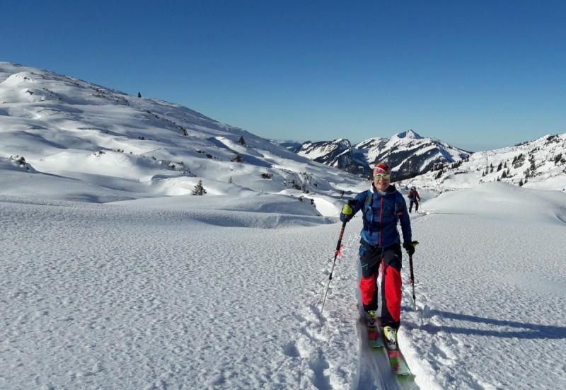 Skitourenkurs Kleinwalsertal Level 1