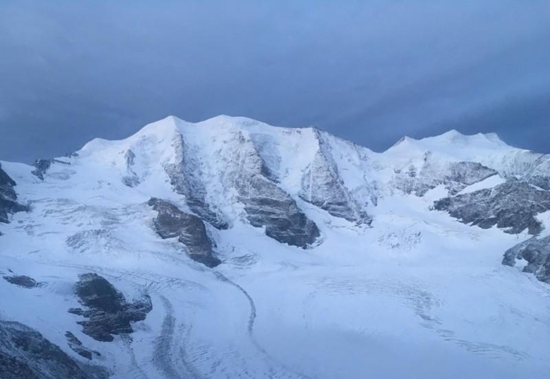 Hochtourenwoche rund um den Piz Bernina