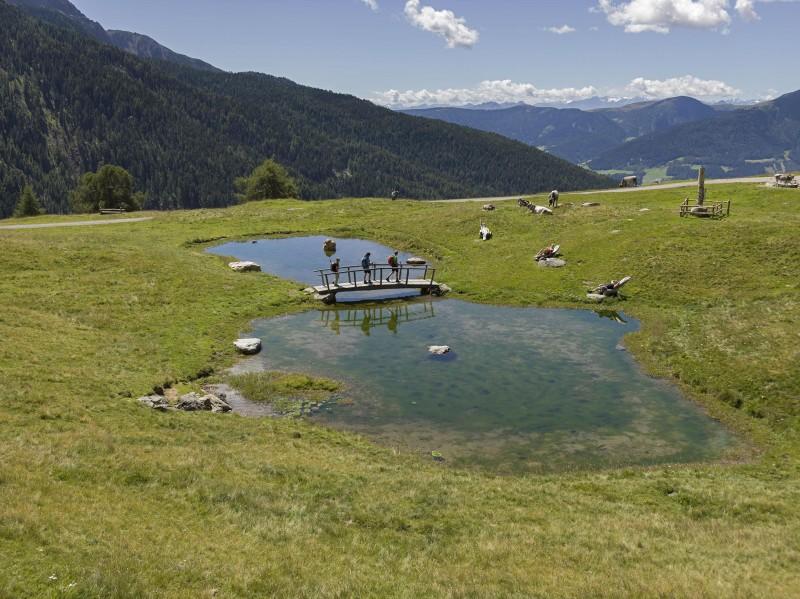 Unterwegs im Herzen Südtirols