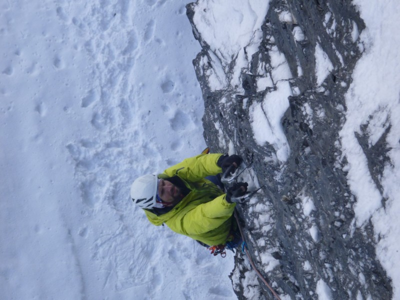Testtour 2022 - Winterbergsteigen in den Alpen
